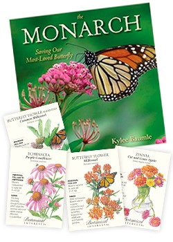 The Monarch: Saving our Most-Loved Butterfly Collection