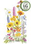 Flower Mix Perennial Bloom Seeds (LG)