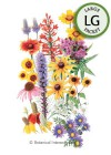 Flower Mix Prairie Splendor Seeds (LG)